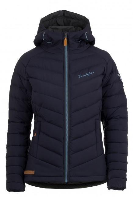 Twentyfour Finse ST dunjakke klosterblå blå jakke jakker