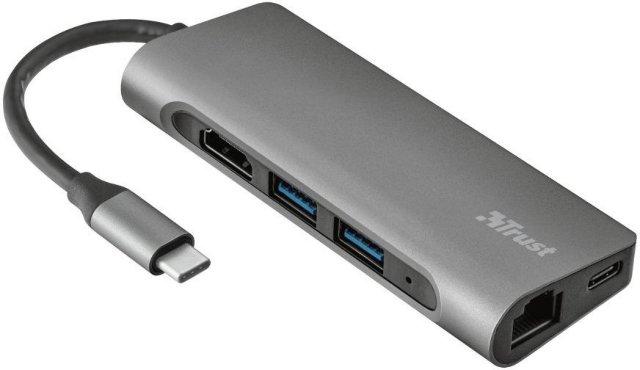 Trust Dalyx 7-in-1 USB-C Multiport