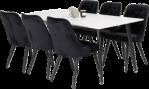 Nordform Polar spisegruppe (6 stoler)