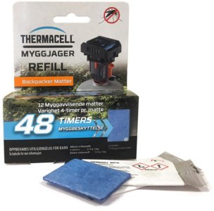Thermacell Backpacker Refill (12 pk)