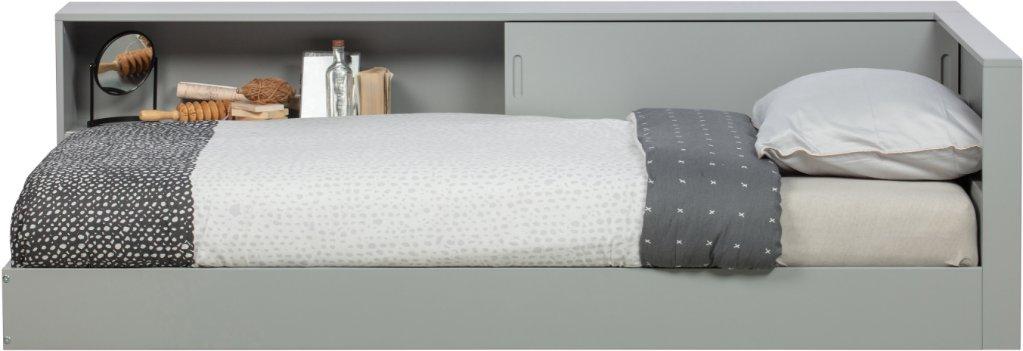 WOOOD Connect seng med oppbevaring
