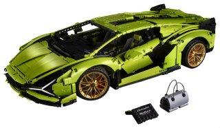 Technic 42115 Lamborghini Sián FKP 37