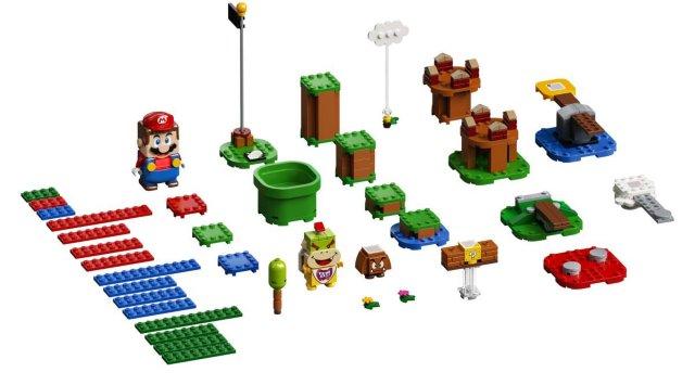 LEGO Super Mario 71360 Startbanen På eventyr med Mario