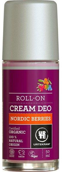 Urtekram Cream Deo Nordic Berries