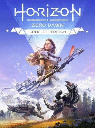 Horizon Zero Dawn Complete Edition til PC