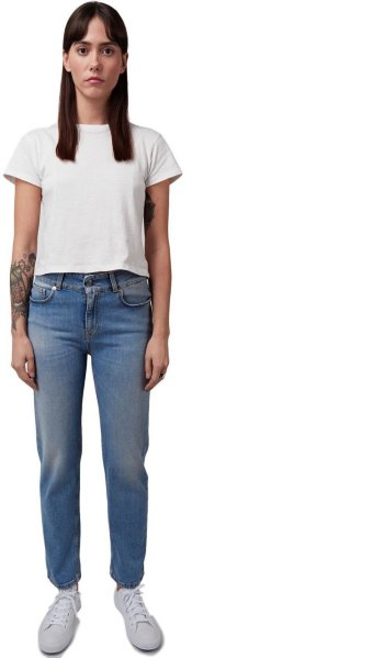 Tom Wood Straight Jeans (Dame)
