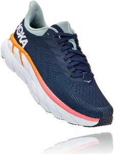 Hoka One Clifton 7 Wide (Dame)