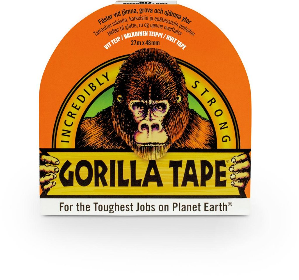 Gorilla Tape Gaffateip 48mm x 27m