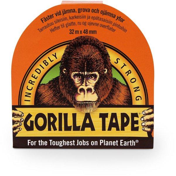 Gorilla Tape Gaffateip 48mm x 32m