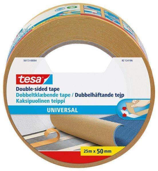 Tesa Teppeteip Universal 50mm x 25m