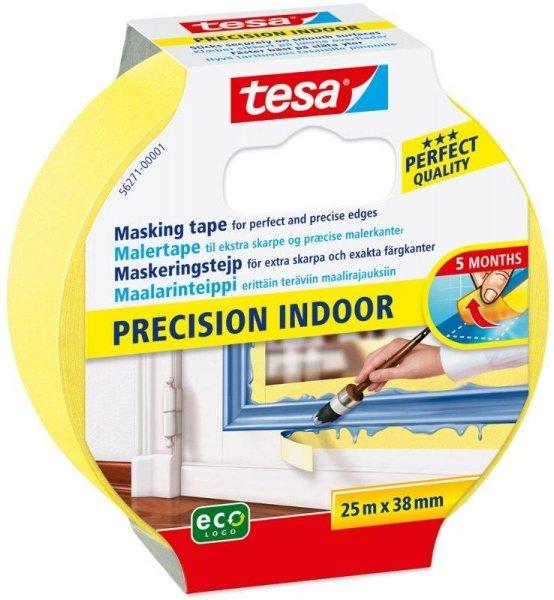 Tesa Precision Indoor 38mm x 25m
