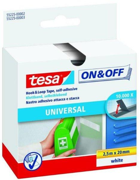 Tesa Universal Borrelåstape 20mm x 2,5m