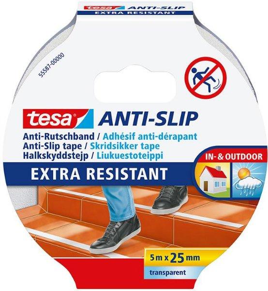 Tesa Antiskli 25mm x 5m