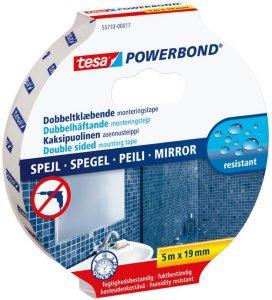 Powerbond Monteringsteip Til Speil 19mm x 5m