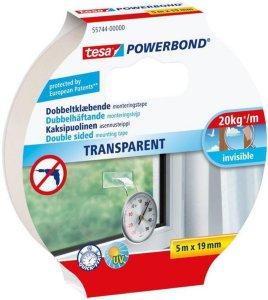 Powerbond Transparent 19mm x 5m