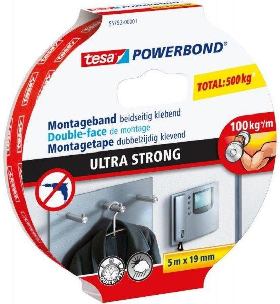 Tesa Powerbond Ultra Strong 19mmx5m