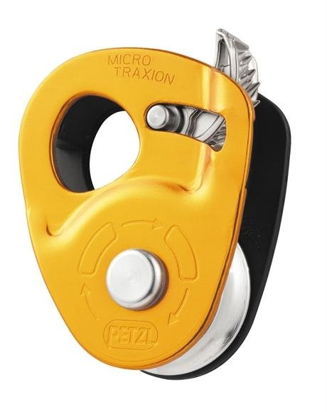 Petzl Micro Traxion Tauklemme