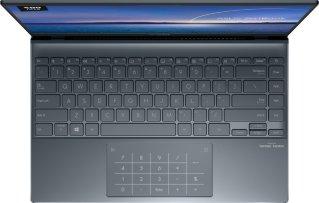 Asus ZenBook 14 UM425 Pure 3 14 bærbar PC (Pine Grey