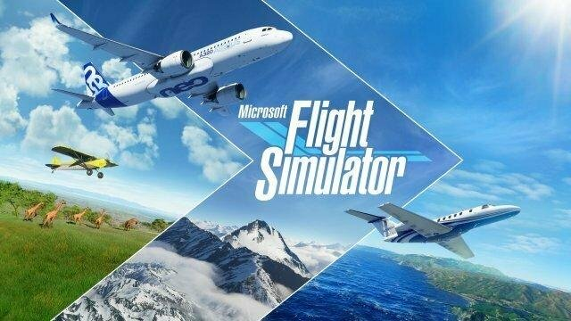 Microsoft Flight Simulator til PC