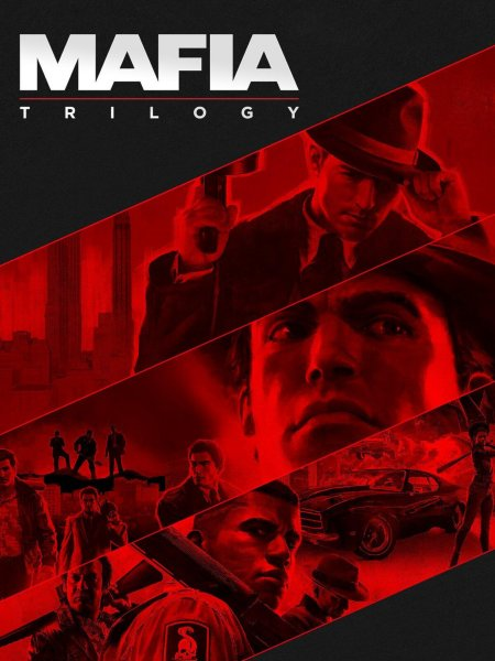 Mafia: Trilogy til Playstation 4