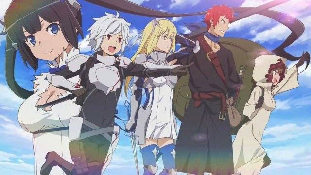 Is it Wrong to Try to Pick Up Girls in a Dungeon? Infinite Combate til Playstation 4