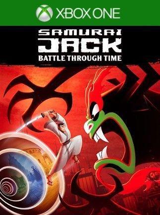 Samurai Jack: Battle Through Time til Xbox One