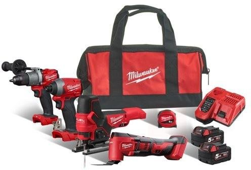 Milwaukee M18 FPP4F2-502B