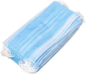 Munnbind Type IIR med strikk (50 stk)