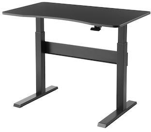 Ergonomisk skrivebord med høydejustering