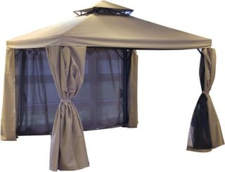 Easy Living Oxford paviljong myggnett 3x4m