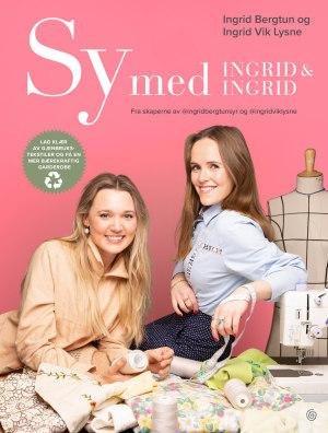 Kagge Forlag Sy med Ingrid og Ingrid