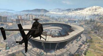 Call of Duty: Warzone åpner stadion og introduserer tog