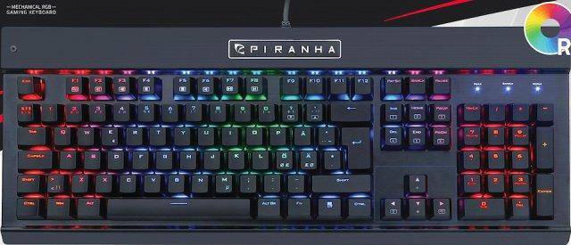 Piranha K400