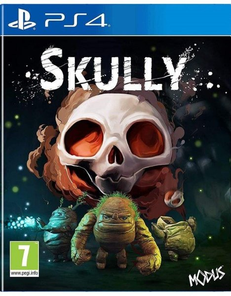 Skully til Playstation 4