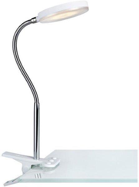 Markslöjd Flex Clip skrivebordslampe