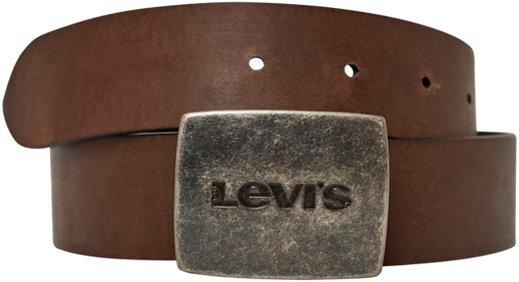 Levi's Reversible Plaque Belt