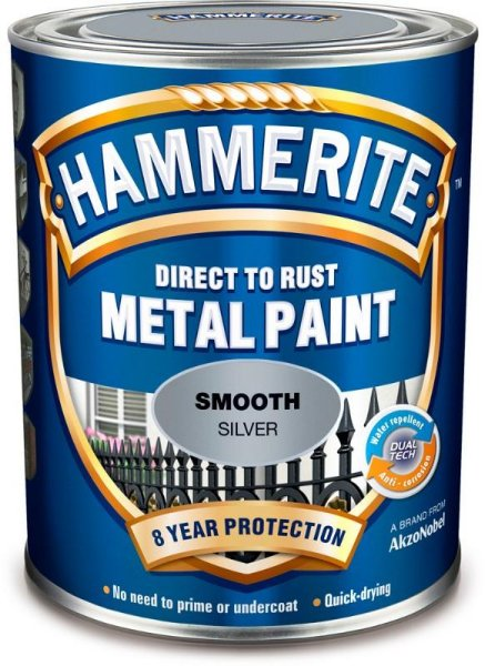 Hammerite Smooth Finish (1 liter)