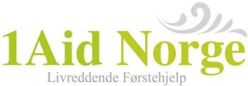 1Aid Norge logo