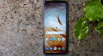 Test: Motorola Moto G 5G Plus 64GB