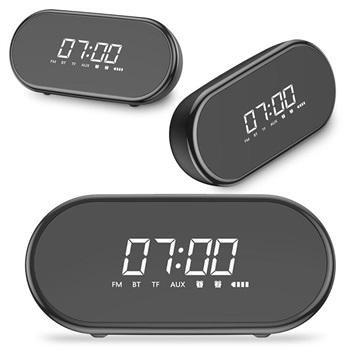 Baseus Encok Bluetooth-høyttaler og vekkerklokke