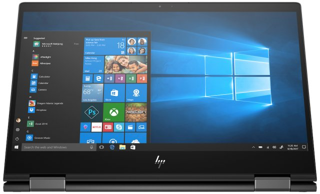 HP Envy x360 (13-ar0802no)