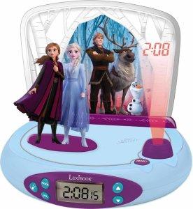 Frozen 2 Projektorklokke med lyd