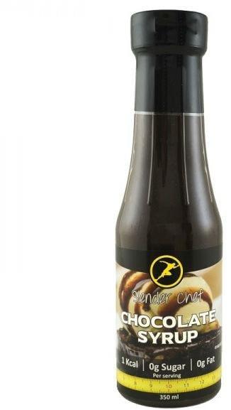 Slender Chef Chocolate Syrup 350ml