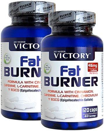 fat burner fra weider victory
