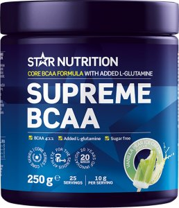 Star Nutrition Supreme BCAA 250g