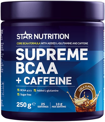 Star Nutrition Supreme BCAA 250g