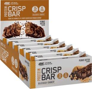 10 x Protein Crisp Bar 60g
