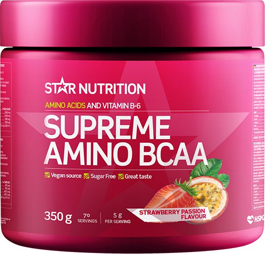 Star Nutrition Supreme Amino BCAA 350g