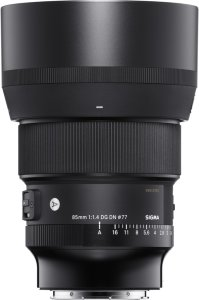 Sigma 85mm f/1.4 DG DN Art for Sony