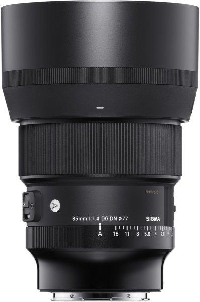 Sigma 85mm f/1.4 DG DN Art for Sony